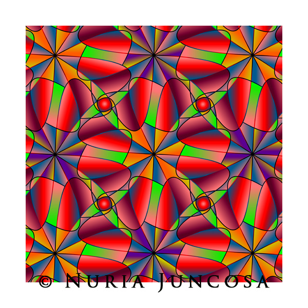 ENCURAGEMENT by Nuria Juncosa